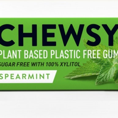 Plastic Free Chewing Gum Spearmint