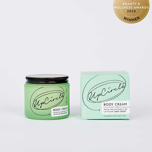 Body Cream with Date Seeds 125ml