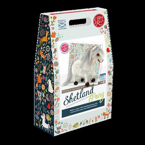 Felting Kit - Shetland Pony