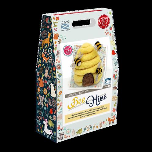 Felting Kit - Bee Hive