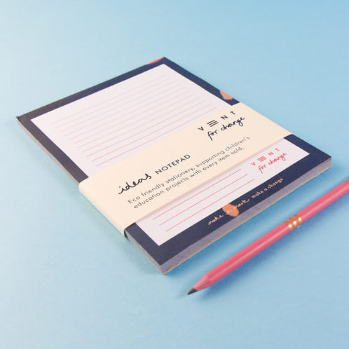 Recycled Notepad - Ideas