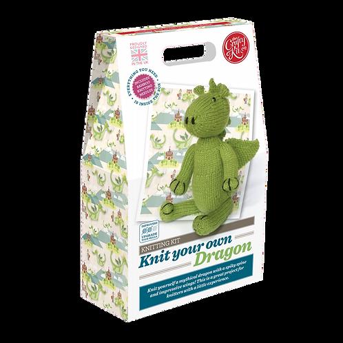 Knit Kit - Dragon