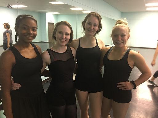 Classes for School Age & Teenage Dancers
