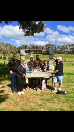 Family Wine Tour