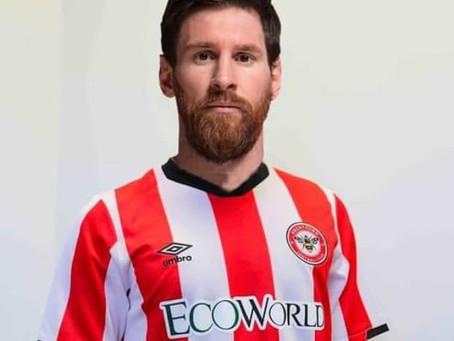 Messi for Brentford!