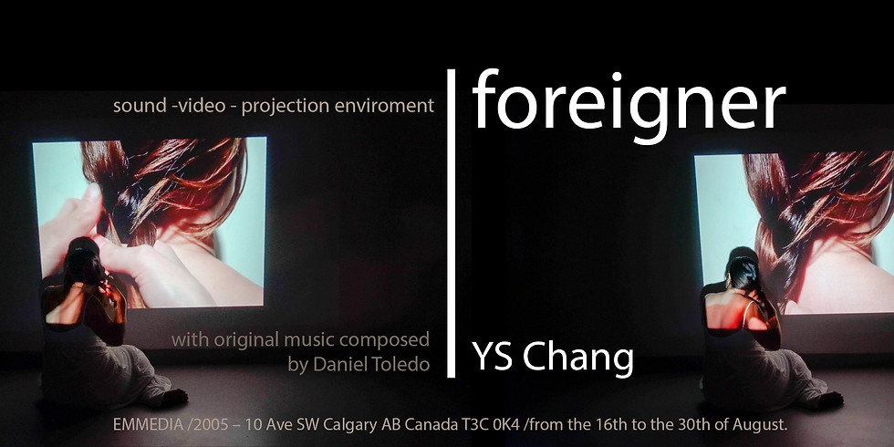 foreigner   Yeisen Chang
