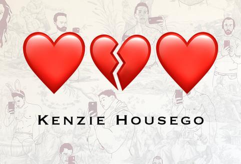 Kenzie Housego    ❤️💔❤️
