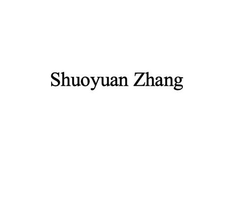 Shuoyuan Zhang   Dao Operates Naturally
