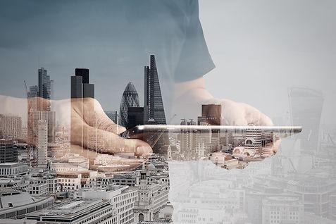 Reflexões de Londres
