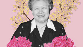#StopAsianHate: Mom Chung, Fighter in WW2