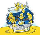 Fishbowl Dance Band - Logo