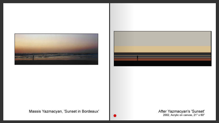 Sevan Melikyan, After Yazmacyan's Sunset