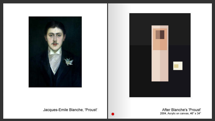 Sevan Melikyan, After Blanche's 'Proust'
