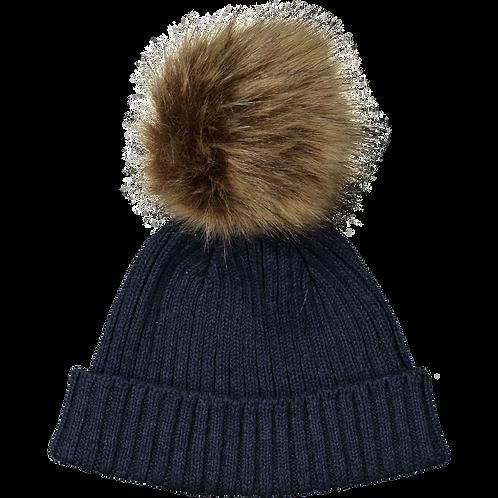 Pompom hat/Gorro pompom