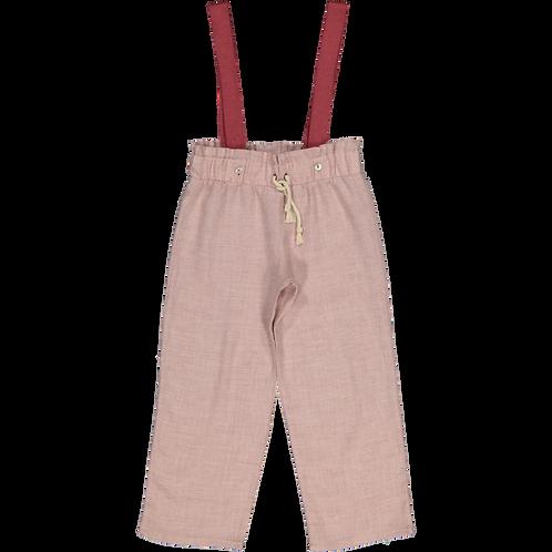 Pink trousers/Calças cor de rosa