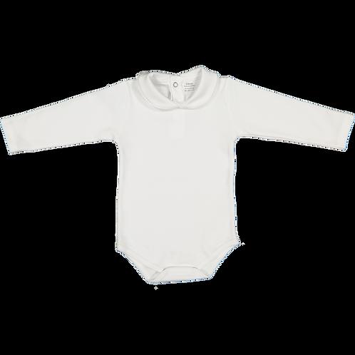 Baby body with round colar/ Bodie bebe gola redonda