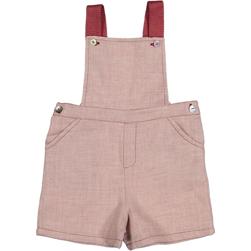 Pink overalls/ Jardineiras cor de rosa