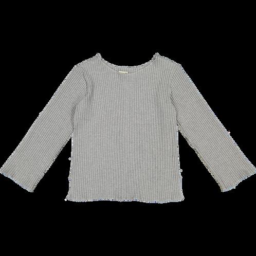 Girl jersey sweater/ Camsiola rapariga canelada