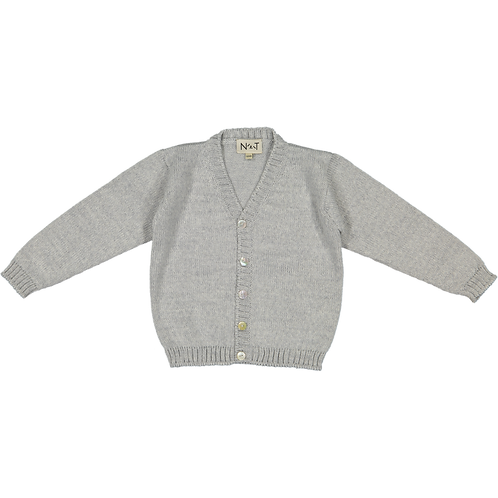 Child NT boy cardigan/ Casaco bico NT