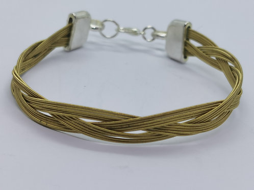 Acoustic Guitar String Bracelet - large