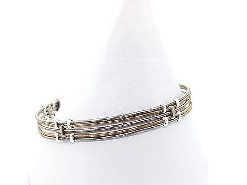 Guitar String Unisex Bracelet