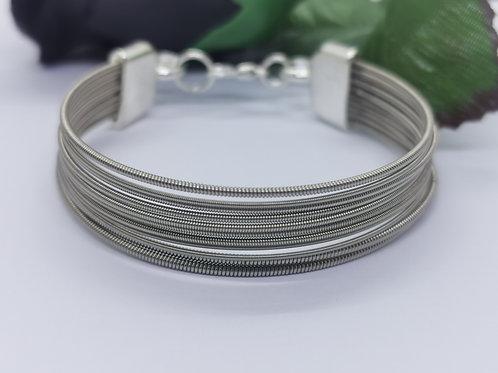 Multi Strand Guitar String Bracelet