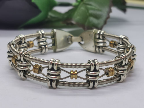 Guitar String Bracelet - Small