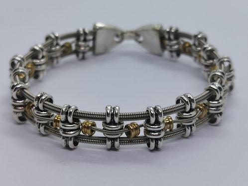 Guitar String Bracelet - medium
