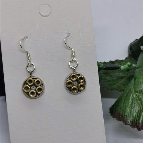 Ball End Earrings
