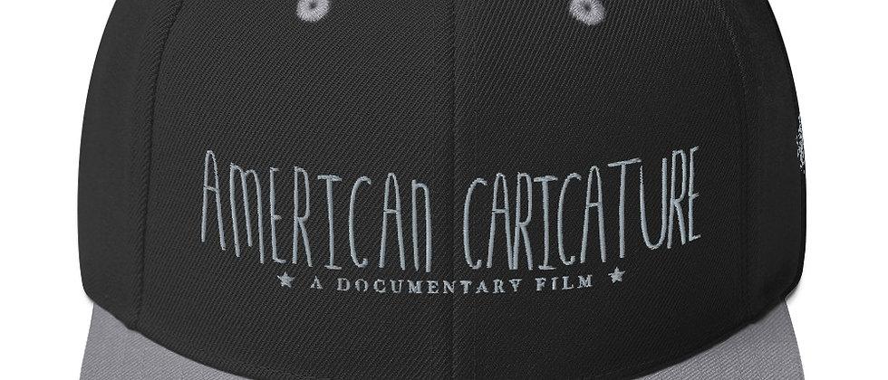 Original Logo Snapback Hat