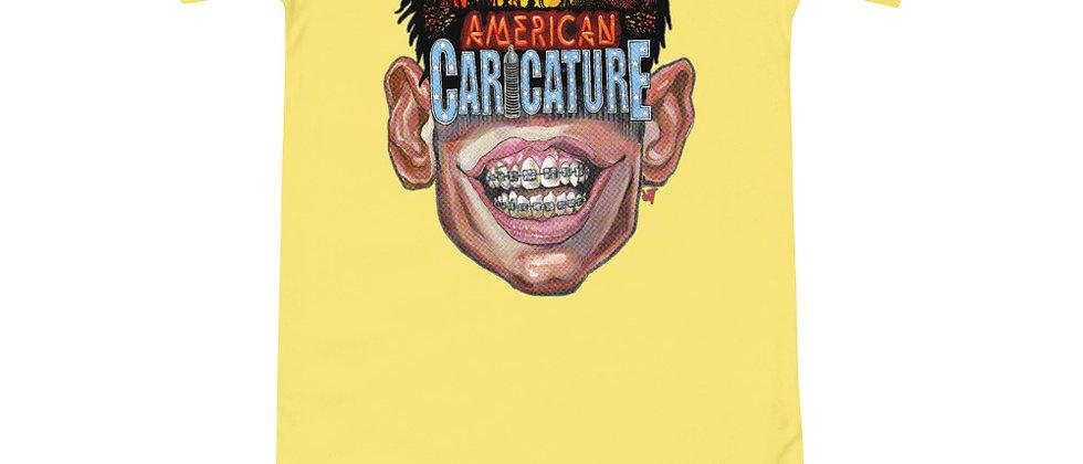 American Caricature Onesie