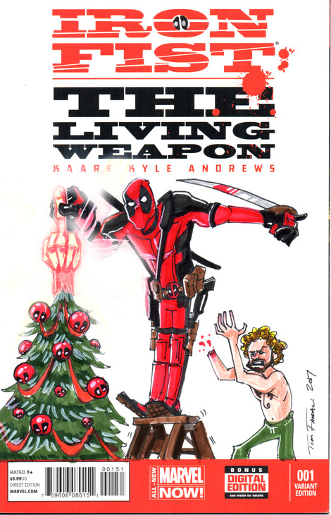 Deadpool & Iron Fist