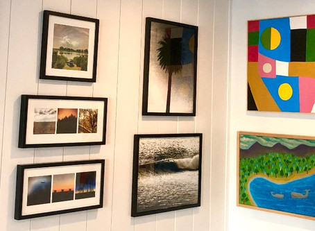 Art Dimension Gallery, in Studio City is Open...