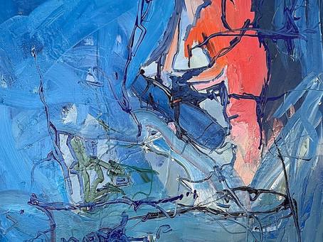 Sahba Shere - Dream-Like Painter
