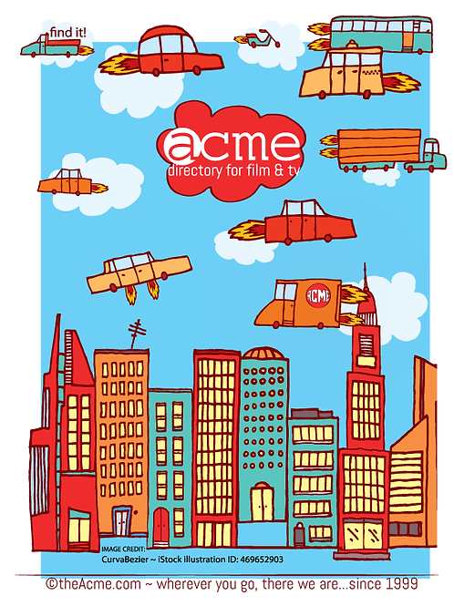 Acme Directory - mobile edition