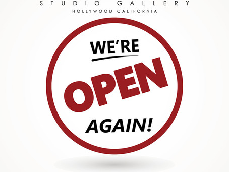 Now Open: Off the Walls Studio Gallery