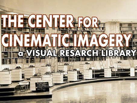 Saving our Research Heritage - The Michelson Library: A Center for Cinematic Imagery Hollywood, CA