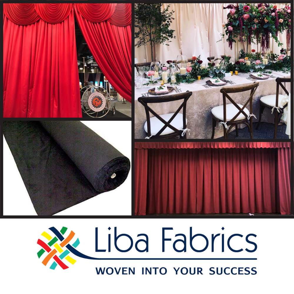 Liba Fabrics for Film & TV and Live Events production