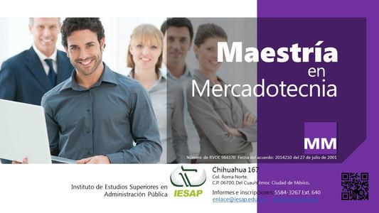 Maestría en Mercadotecnia