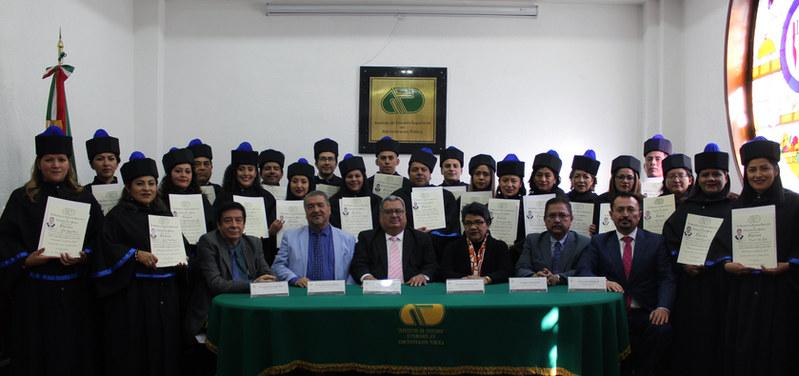 1er Ceremonia de entrega de Diplomas 14_