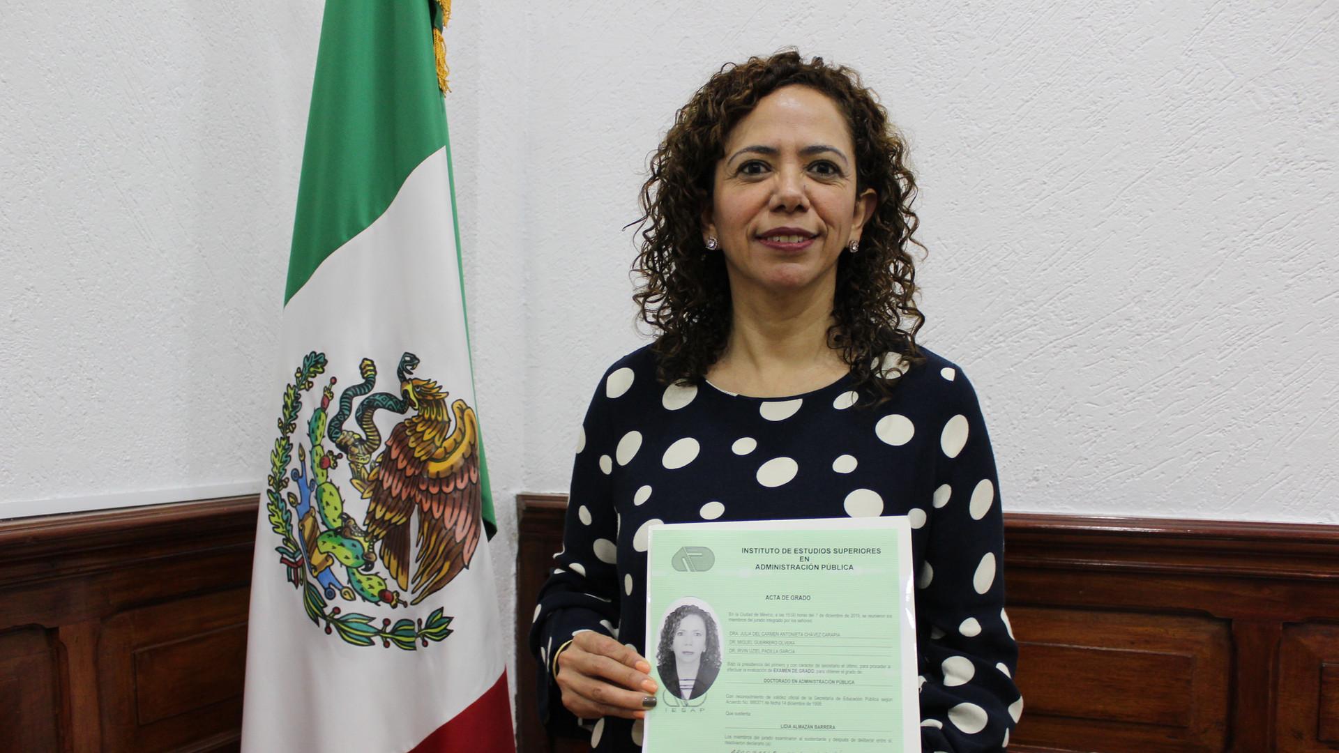 DAP Lilida Almazán Barrera