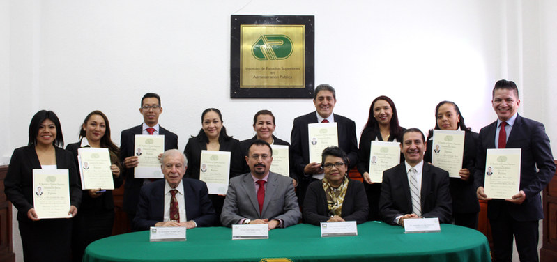 Ceremonia entrega de Diplomas 06_12_2019