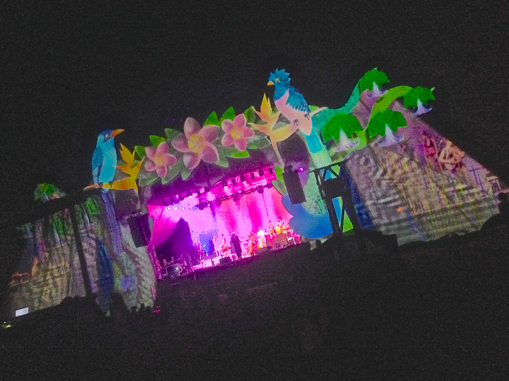 Sol Stage Envision Festival 2017