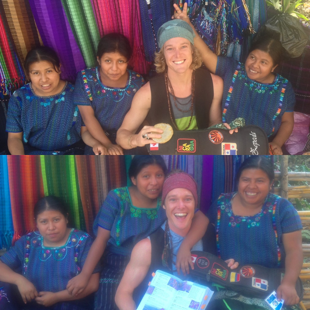 San Marcos, Guatemala Mayan Women 2015-2017 Before and After with John Early