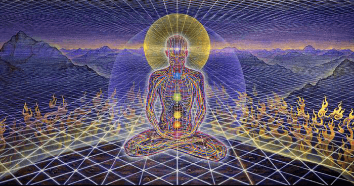 Psychedelic Consciousness Quantum Field Energy