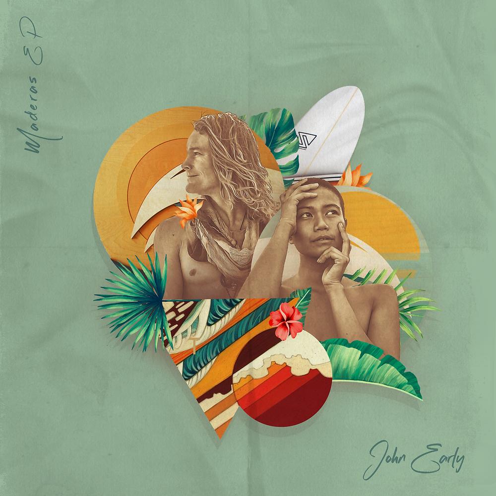 John Early - The Maderas EP | Produced by J Pool at Momentom Collective Artist Residency Nicaragua ft Aria Felisha