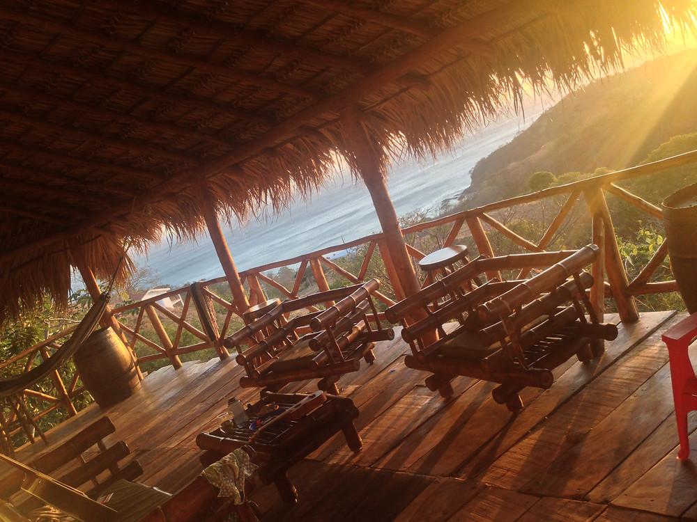 Momentom Collective Circus Artist Residency Casa Nicaragua Paradise Bay San Juan del Sur - Photo by John Early