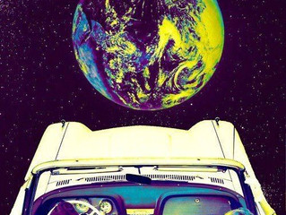 Traveling = Psychedelics
