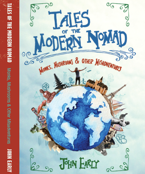 Tales of the Modern Nomad Book Author John Early