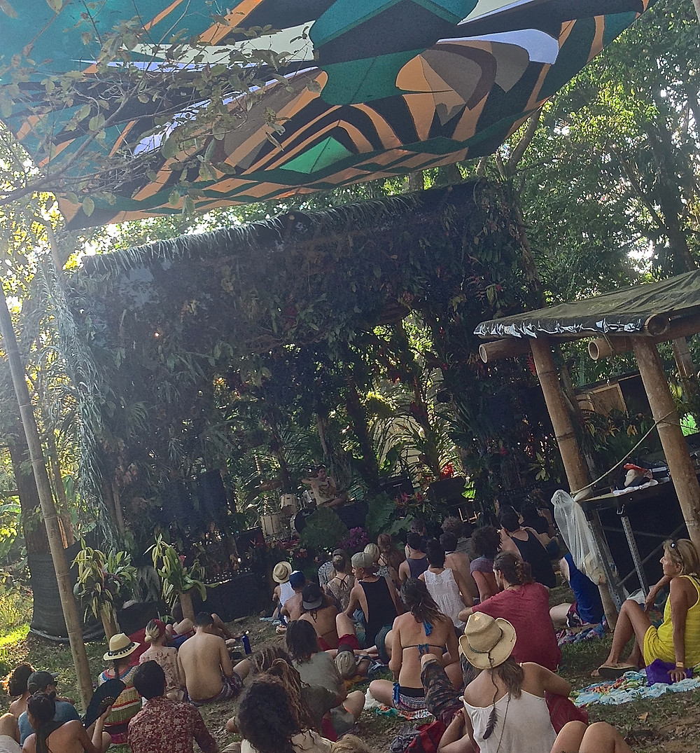 The Village Stage Stephen Brooks Envision Festival 2017 (Photo by John Early)